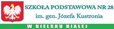 Logo szkoły Szkoła Podstawowa nr 28 im. gen. Józefa Kustronia
