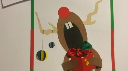 Obrazek galerii Konkurs plastyczny na najpiękniejszą kartkę bożonarodzeniową 2020
