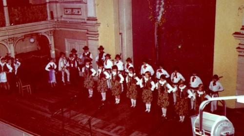 Obrazek galerii Zespoły