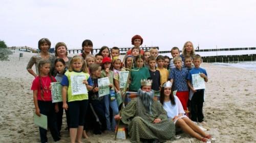 Obrazek galerii Zielone szkoły