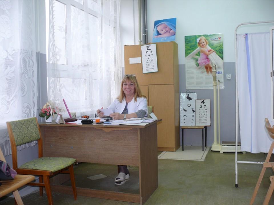 gabinet pielęgniarki